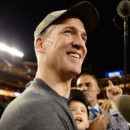 Budweiser Swears It Didn't Pay for Peyton Manning's Strange Super Bowl Plug