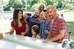 Guy Fieri Promoting the New Adam Sandler Movie With 'Grown Ups Chili'