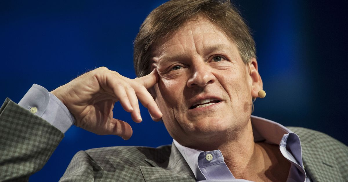 Michael Lewis Discusses the Fifth Risk