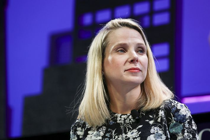 Marissa Mayer (a mom).