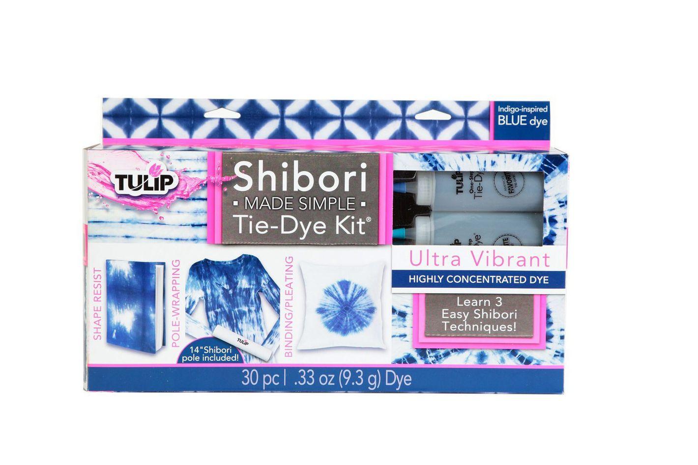 Shibori Tie Dye Kit