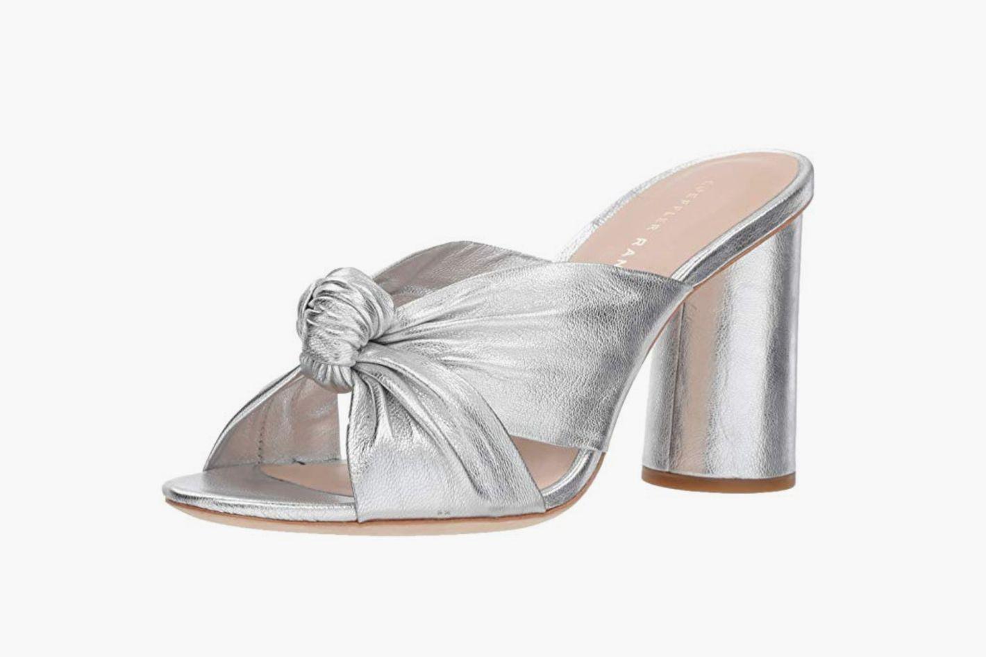 Loeffler Randall Women's Coco-MGT Heeled Sandal