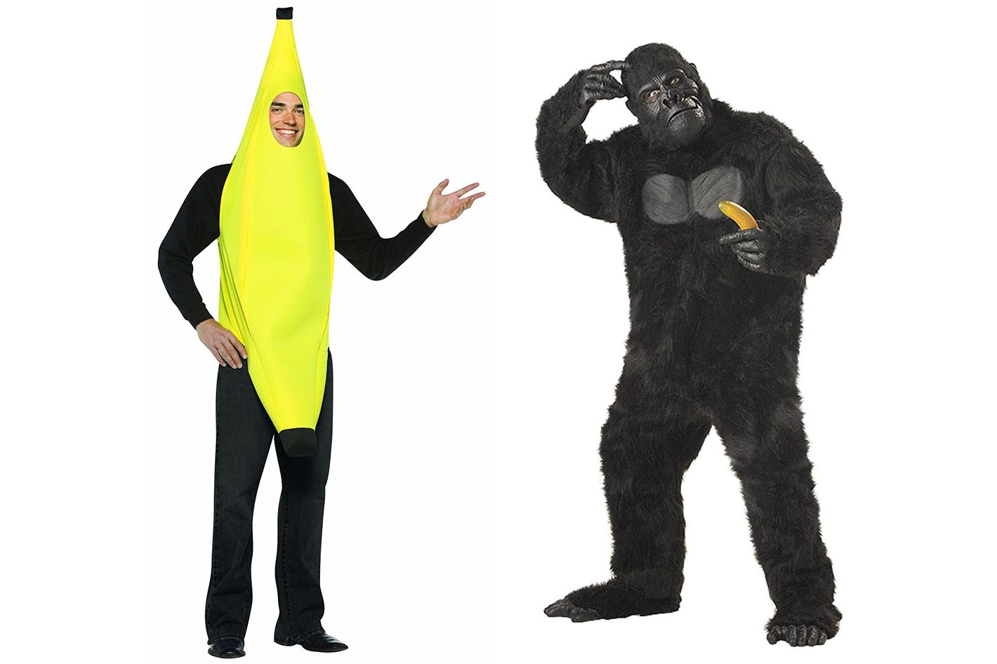 Rasta Imposta Lightweight Banana Costume  sc 1 st  NYMag : best couples costumes  - Germanpascual.Com