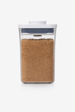 OXO Good Grips POP Square Food Storage Container, 1.1 Qt
