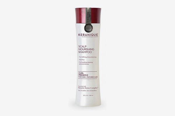 Keranique Curl Preserve Scalp Nourishing Shampoo