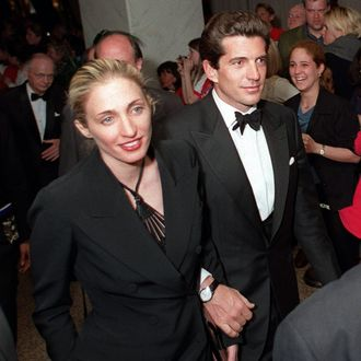 Tlc Is Planning A Movie About John F Kennedy Jr And Carolyn Bessettes Wedding