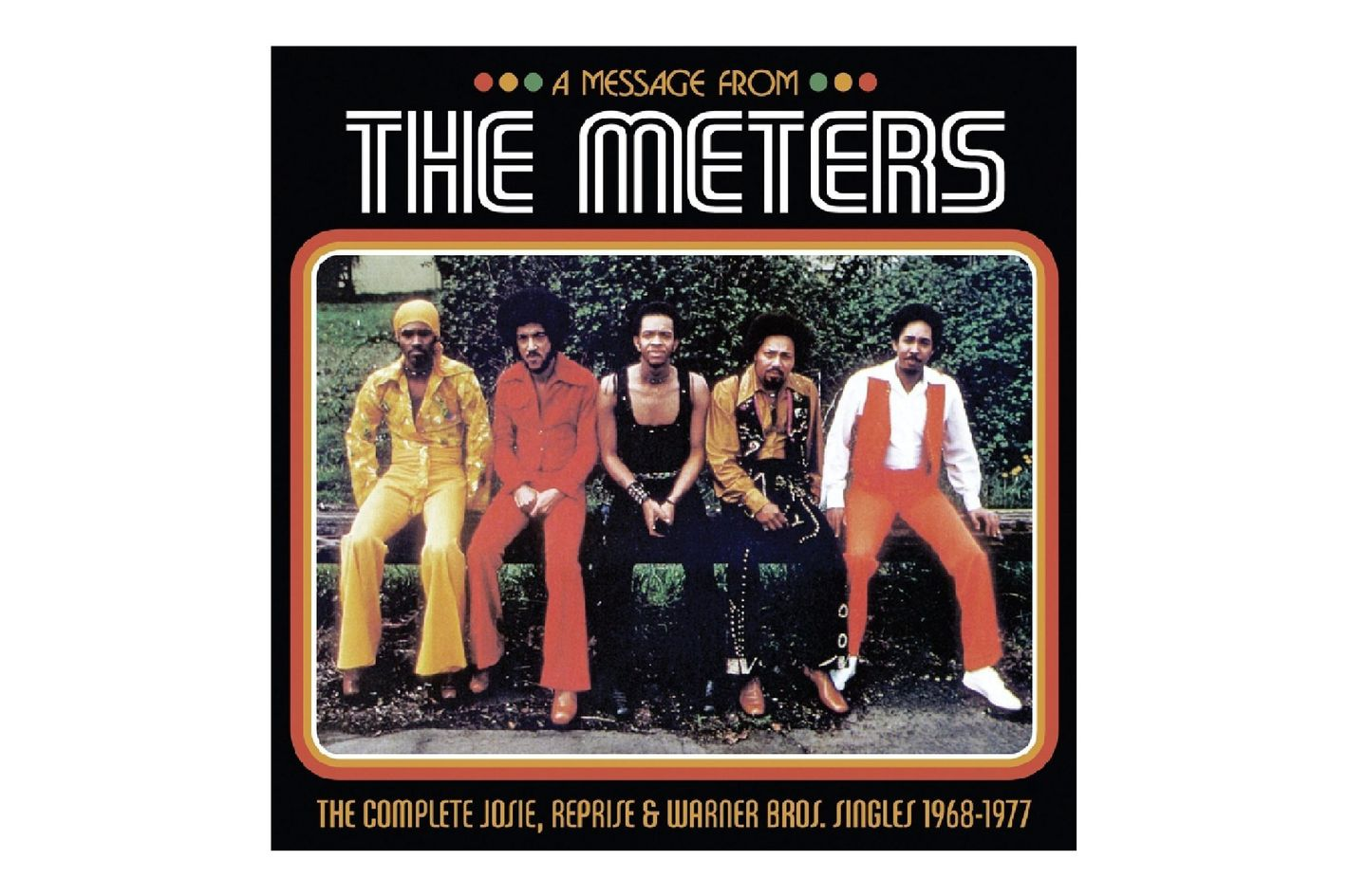 Music gift ideas box sets vinyl books 2017 the meters a message from the meters the complete josie reprise warner publicscrutiny Gallery