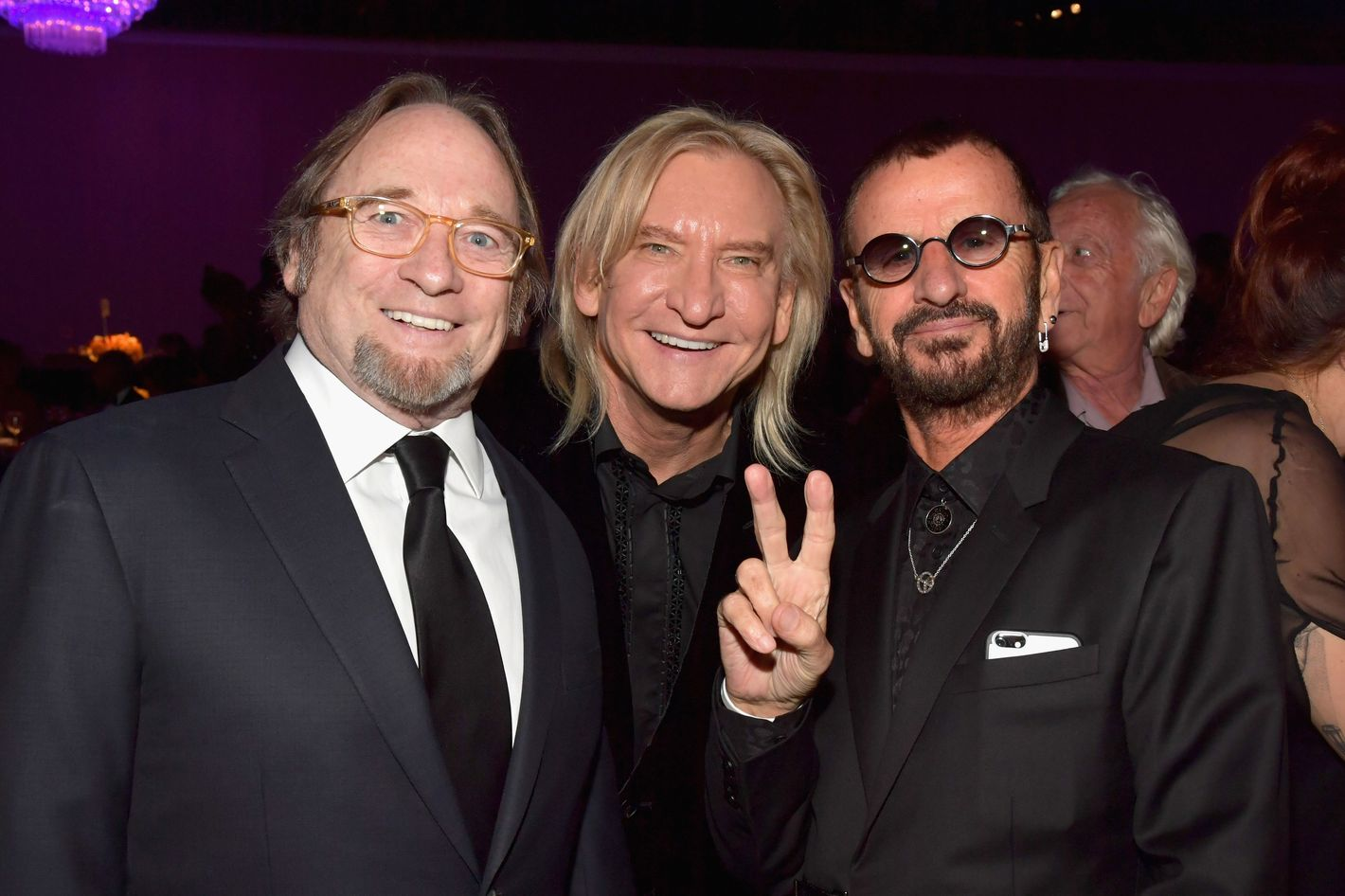 Ringo Starr And Joe Walsh A Friendship Timeline Discover joe walsh famous and rare quotes. ringo starr and joe walsh a friendship