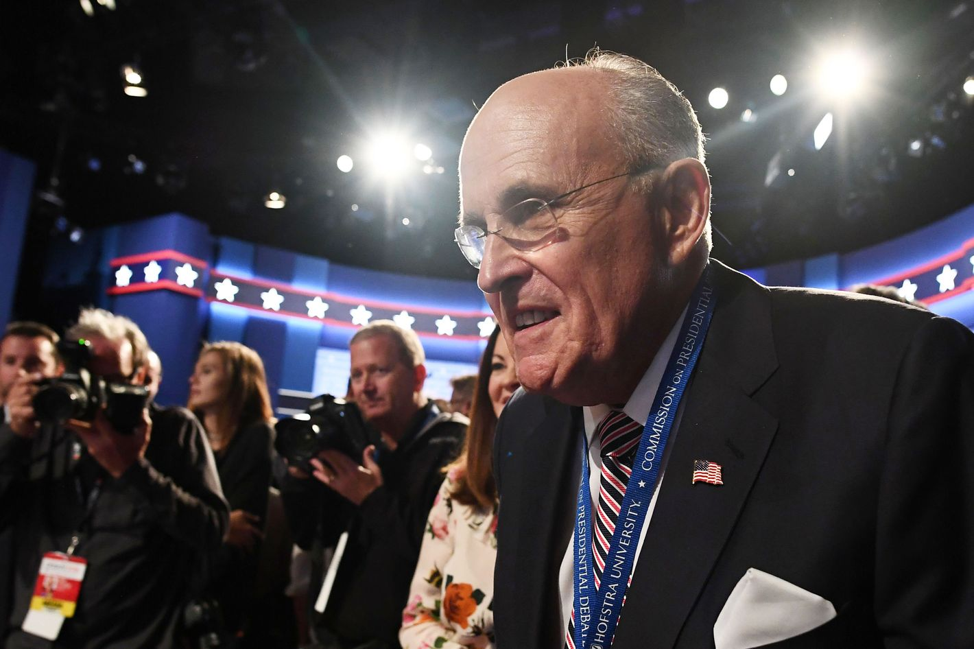 Giuliani Says Trump Would Be A Better President Than A Woman
