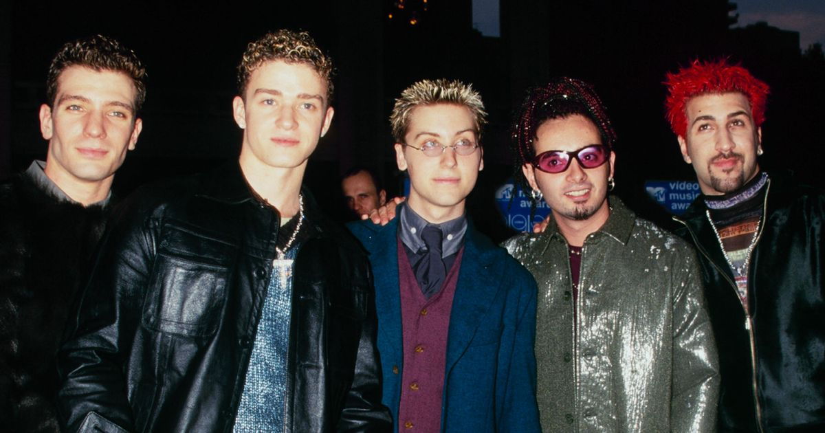The Story Behind N Sync And Backstreet Boys Feud