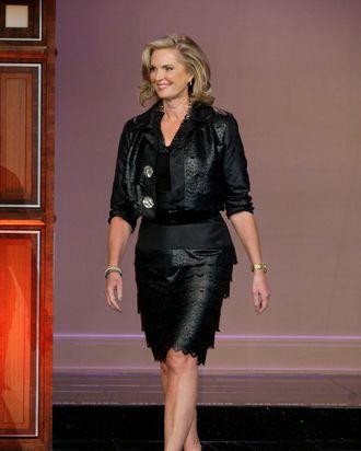 Ann Romney: garment-free?
