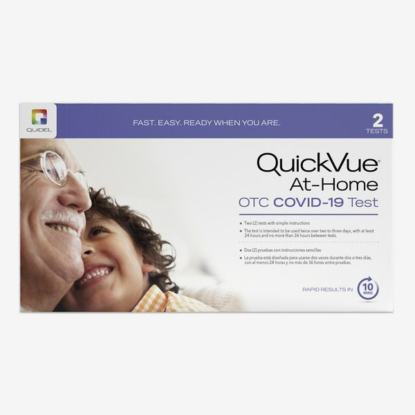 QuickVue At-Home OTC COVID-19 Test Kit