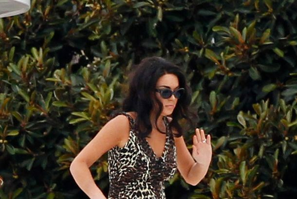 Lindsay Lohan bares all in a leopard print one-piece during filming for 'Liz & Dick'.  Lohan filmed scenes on a luxury boat in Marina Del Rey harbor for the upcoming TV movie in which she stars as Liz Taylor. <P> Pictured: Lindsay Lohan <P> <B>Ref: SPL401894  040612  </B><BR/> Picture by: Splash News<BR/> </P><P> <B>Splash News and Pictures</B><BR/> Los Angeles:	310-821-2666<BR/> New York:	212-619-2666<BR/> London:	870-934-2666<BR/> photodesk@splashnews.com<BR/> </P>