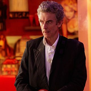 WARNING: Embargoed for publication until 00:00:01 on 12/11/2015 - Programme Name: Doctor Who - TX: 05/12/2015 - Episode: HELL BENT (By Steven Moffat) (No. 12) - Picture Shows: ***EMBARGOED UNTIL 12th NOV 2015*** Doctor Who (PETER CAPALDI) - (C) BBC - Photographer: Simon Ridgway