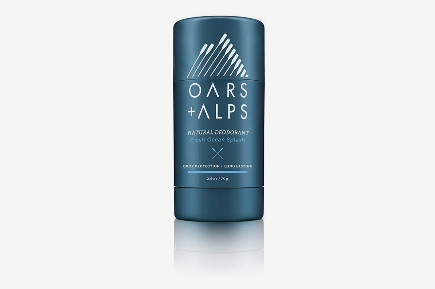 Oars + Alps Natural Deodorant