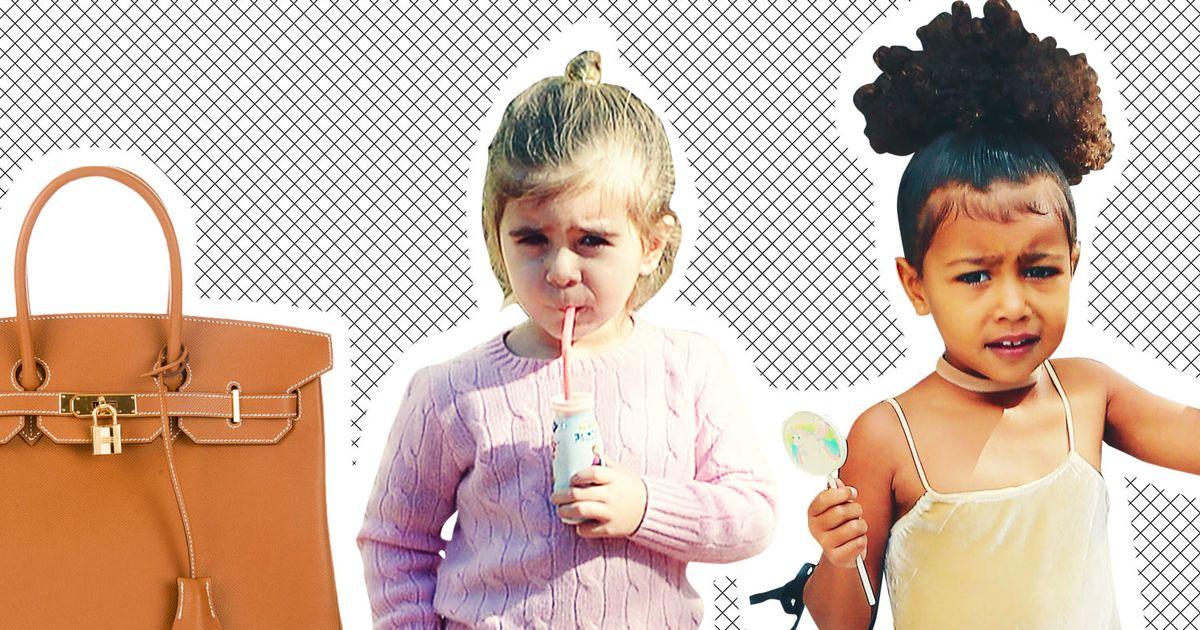 716c6d0f6c04 Kim Kardashian Bought Her Family Little Louis Vuitton Bags
