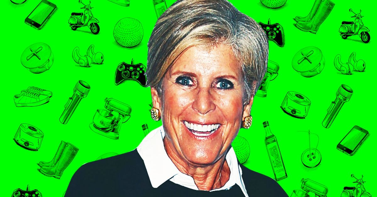 Dress for Success in Two of Suze Orman's 'Signature' Leather Jackets