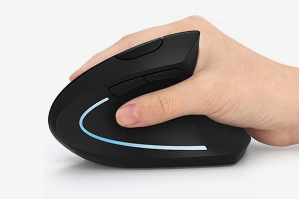 7Lucky Vertical Mouse