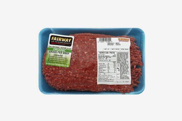 Fairway Organic Ground Beef