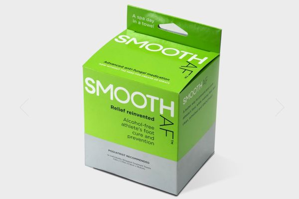 SMOOTHAF Medicated Foot Towels