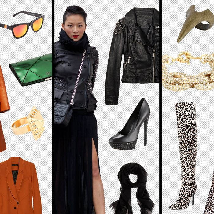 9fa4c760ab1e Stylist and blogger Tina Leung emerged on the street-style scene with her  half-shaved locks and eclectic style  One day it s head-to-toe menswear  with a ...