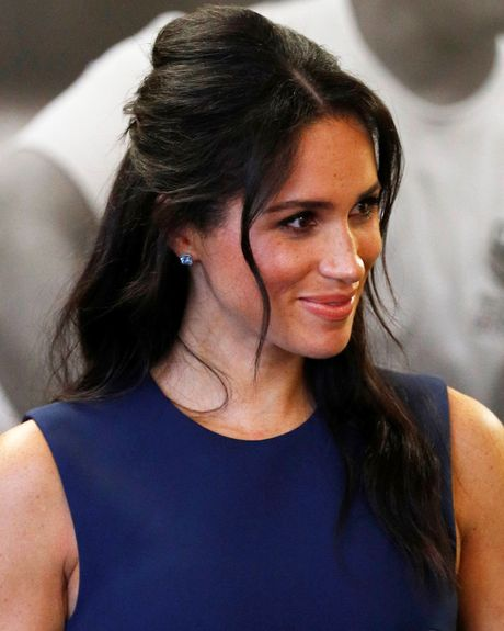 Meghan Markle Hair: The Best Hairstyles From Her Royal Tour