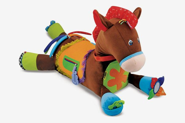 Melissa & Doug Giddy-Up and Play Baby Activity Toy — Multisensory Horse