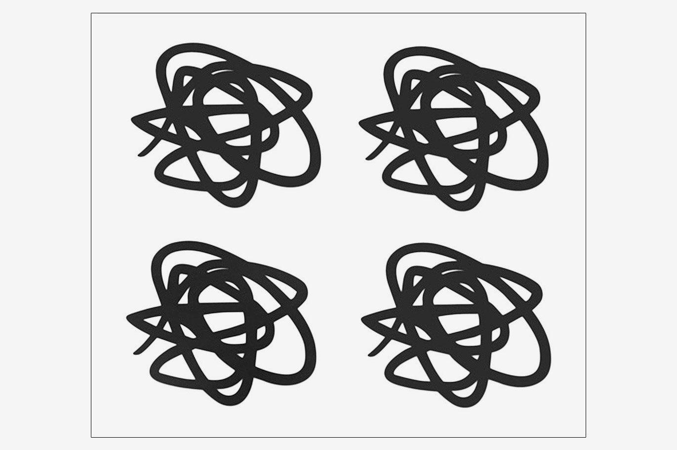 MoMA Doodle Coasters
