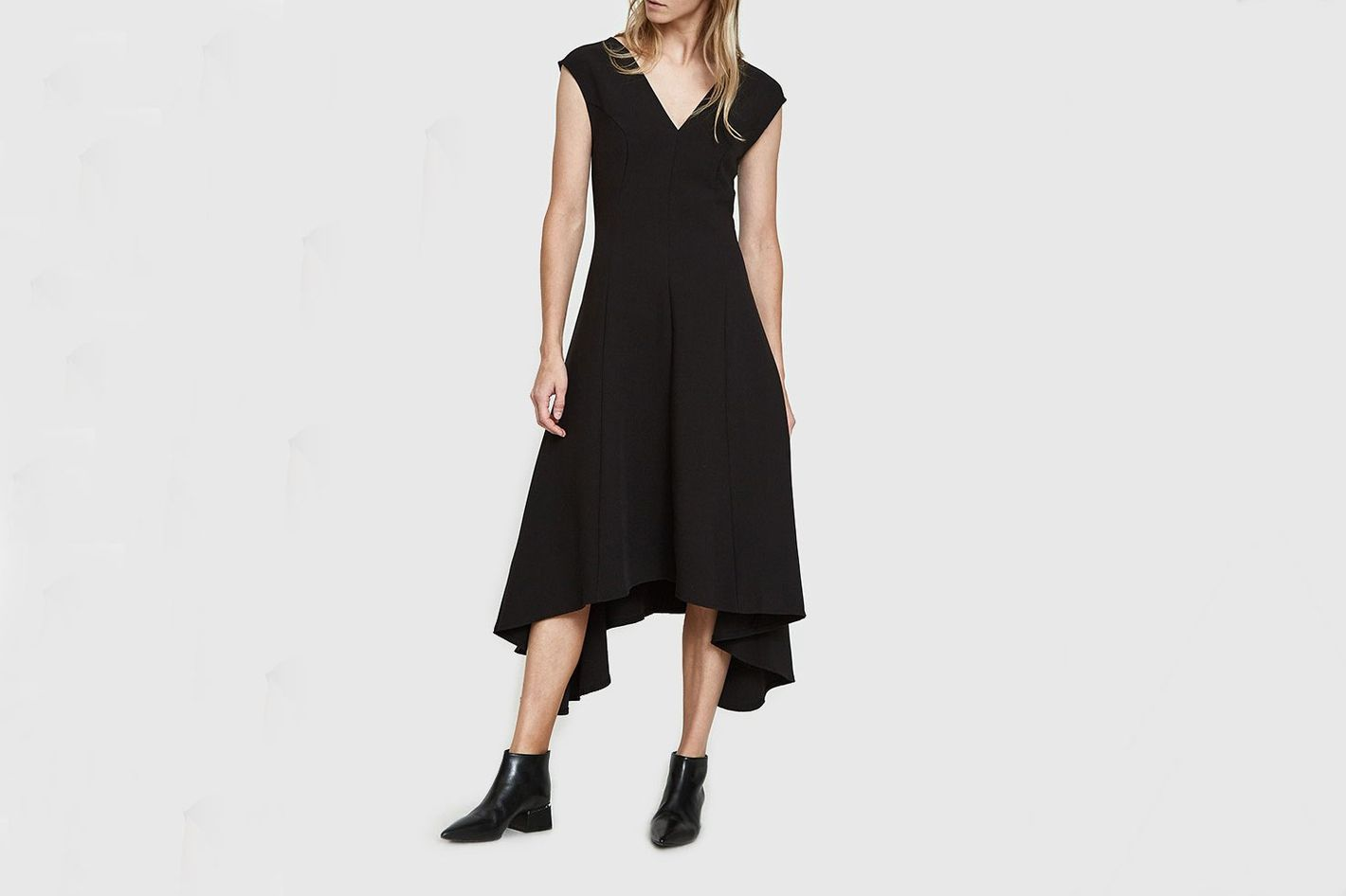 Stelen Farina Dress in Black