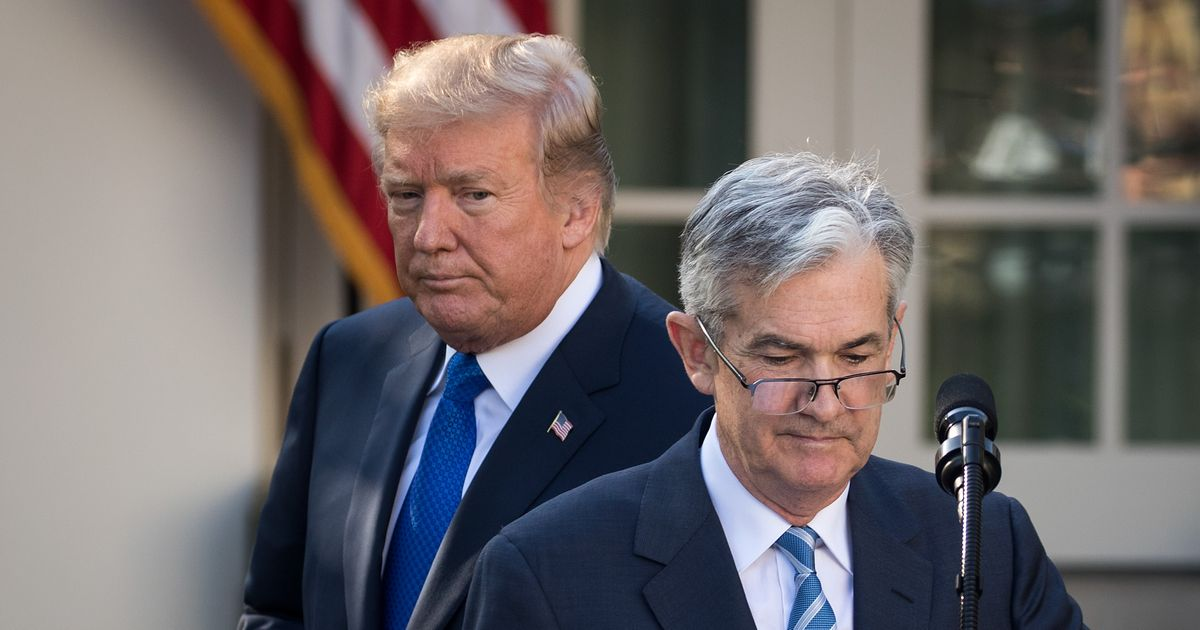 [Tvt News]Donald Trump Has Failed to Take Control of the Federal Reserve