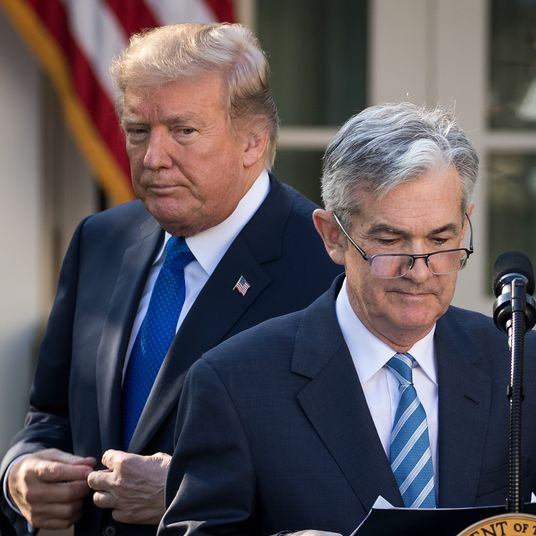 a1168d936ac Donald Trump Has Failed to Take Control of the Federal Reserve Not that he  hasn t tried. But Stephen Moore s withdrawal just highlights the Fed s  ongoing ...