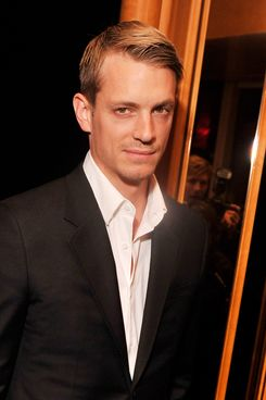 "Actor Joel Kinnaman attends The Cinema Society & Fox Searchlight With Groundswell Productions Screening Of ""Lola Versus"" at SVA Theater on June 5, 2012 in New York City."