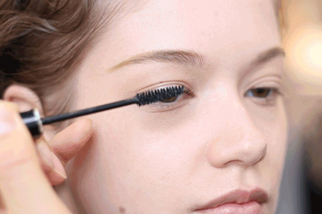 Gif Lesson How To Apply Individual False Lashes