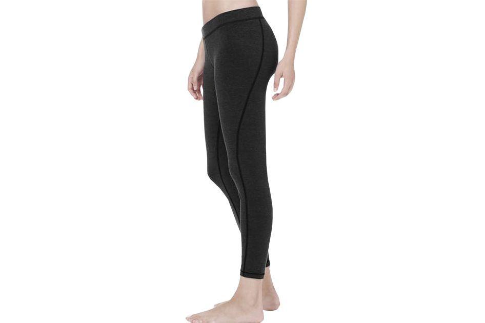 James Perse Spiral Seam Yoga Pant