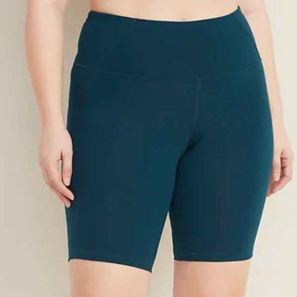Old Navy Plus-Size Compression Bermuda Shorts