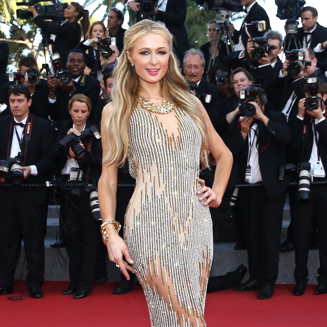 b32cdffa73c8 See Photos of Paris Hilton s Best Style Throughout the Years