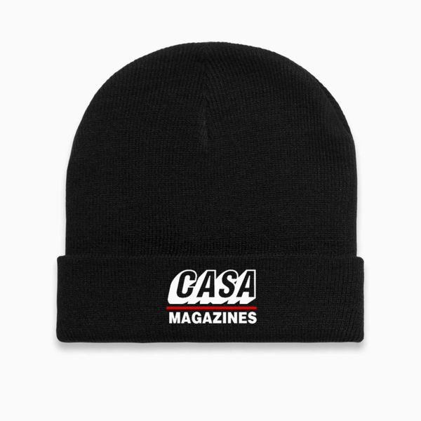 Casa Magazines Beanie