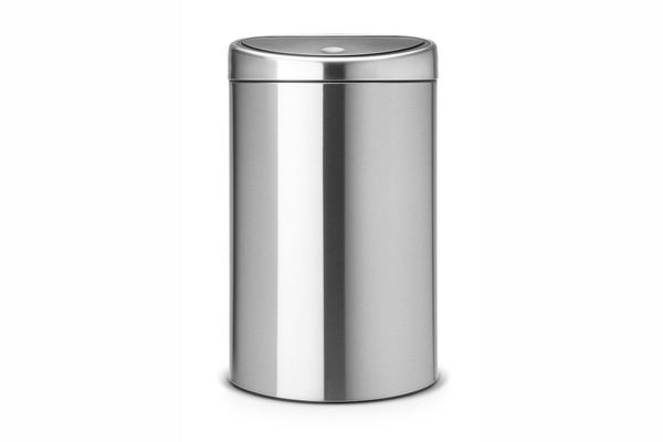 Brabantia Touch Trash Can