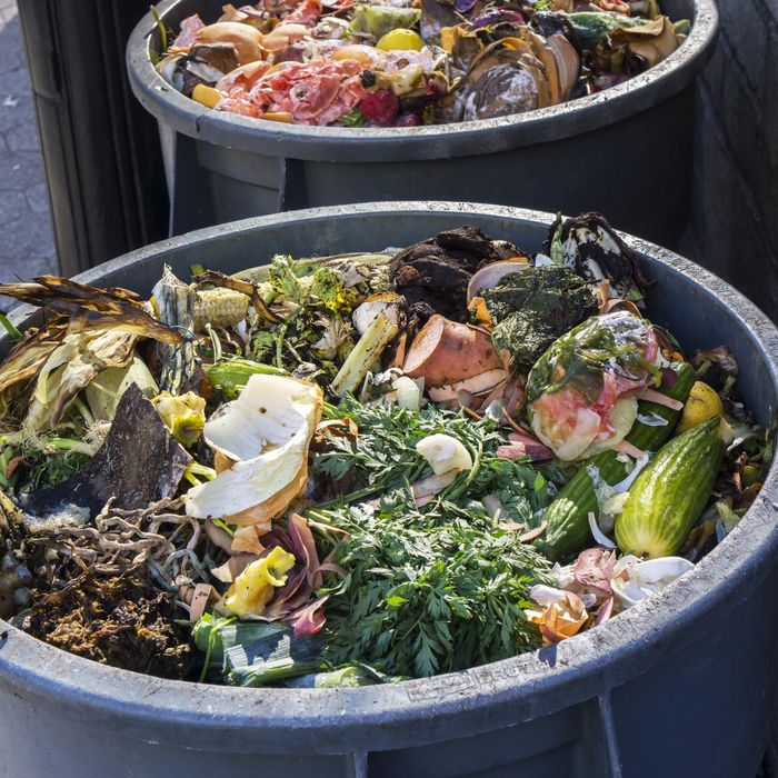 76 percent of households say they throw out food at least once a month.