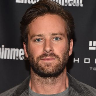 Armie hammer dating list