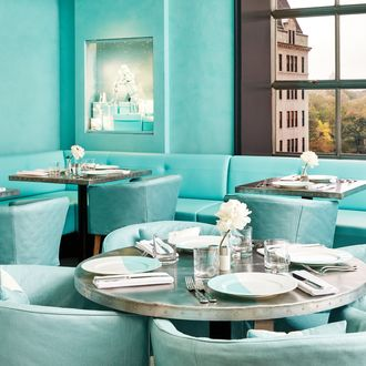 The 6 Most Ridiculous Things About Tiffanys New Restaurant