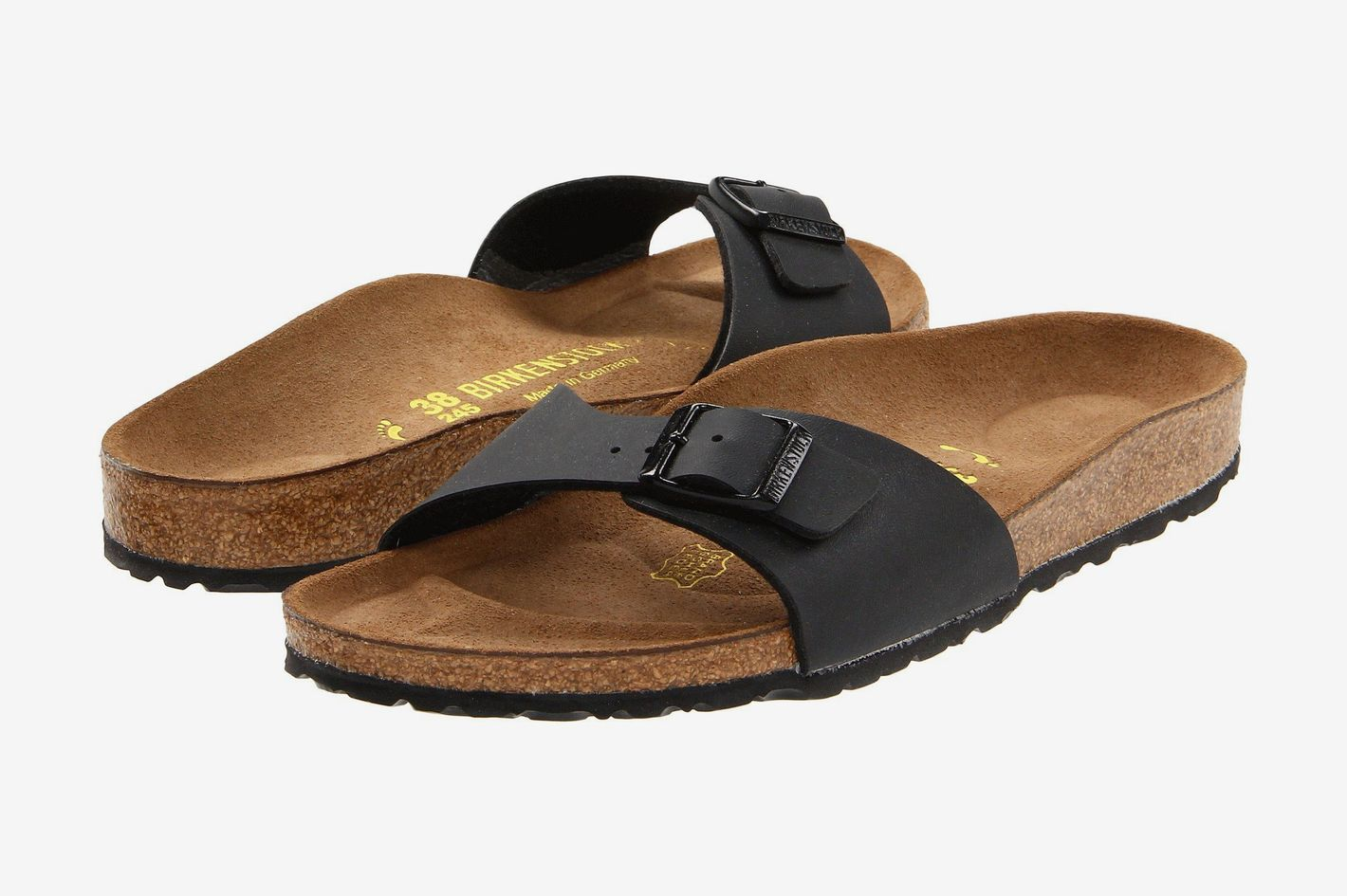 Birkenstock Madrid Slip-On Black