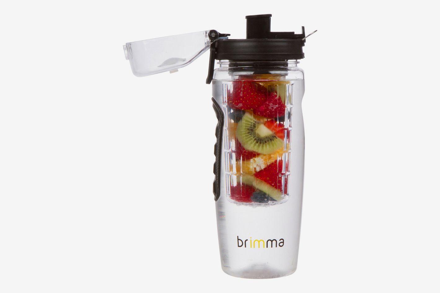 f967f29af524bf Brimma Leak Proof Fruit Infuser Water Bottle