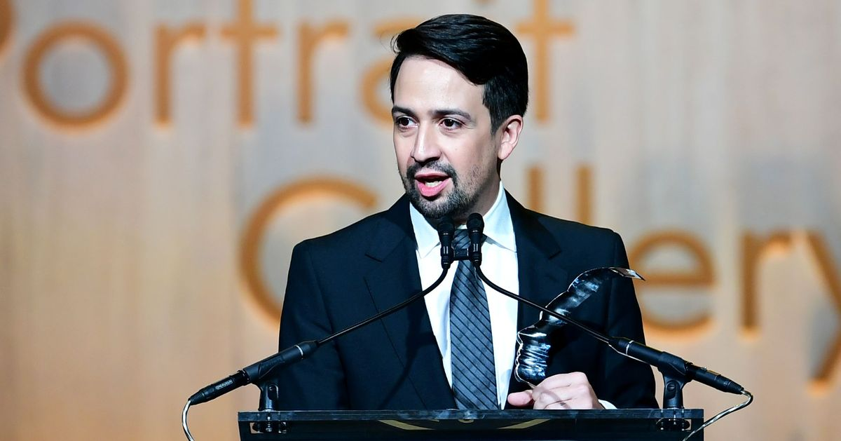 Lin-Manuel Miranda Joins the Sexy Dickinson Hive
