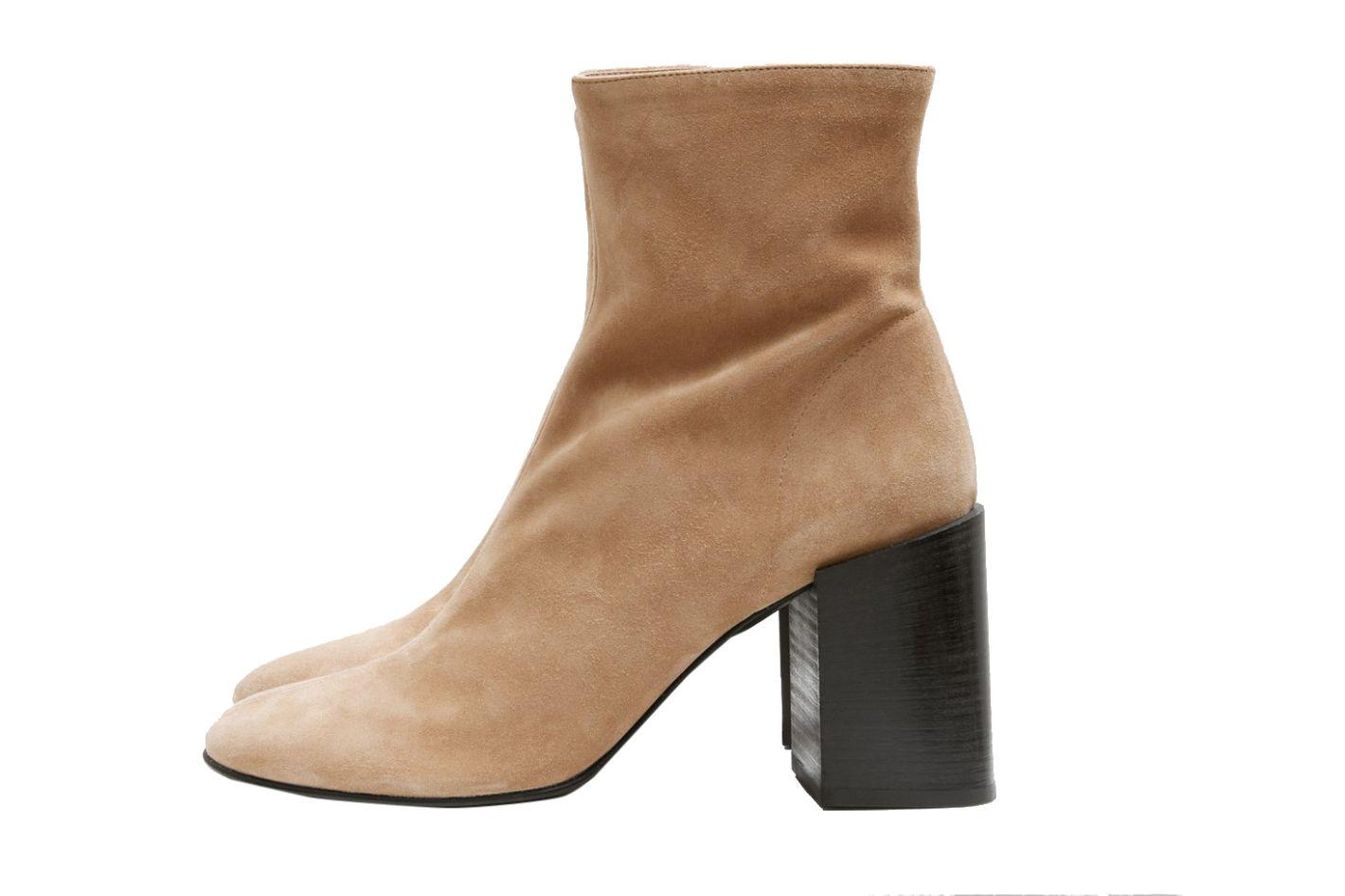 Acne Studios Saul Reverse Boots