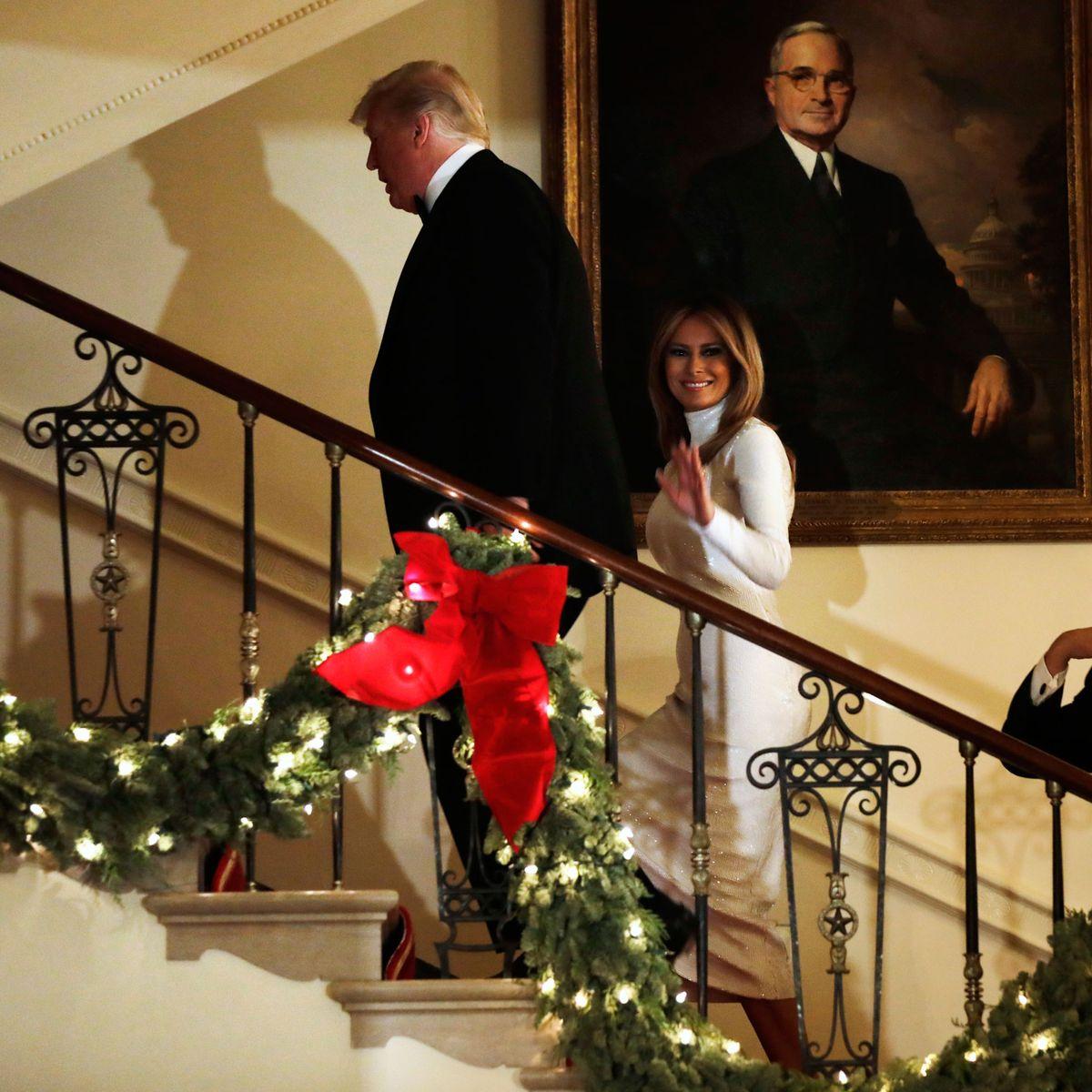 Trump 2021 Christmas Message Donald Trump Hates Christmas Parties