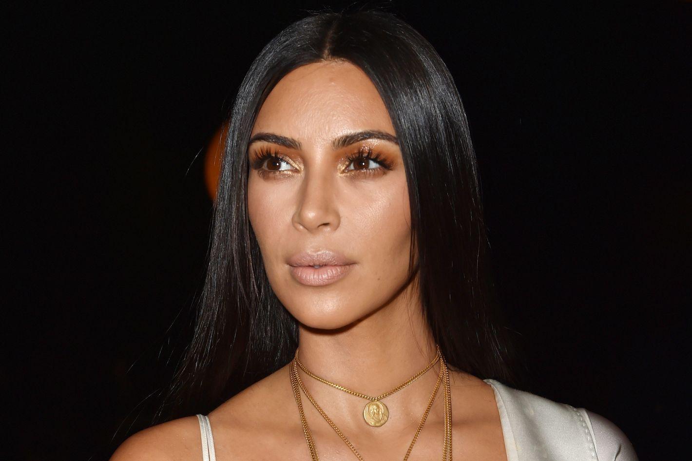 Kim Kardashian Robbed ... Kim Kardashian