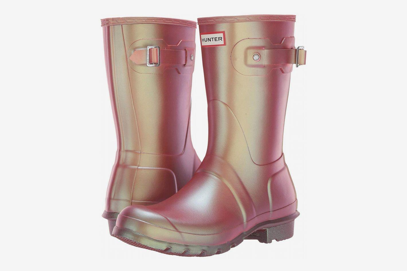 Hunter Original Short Nebula Rain Boots