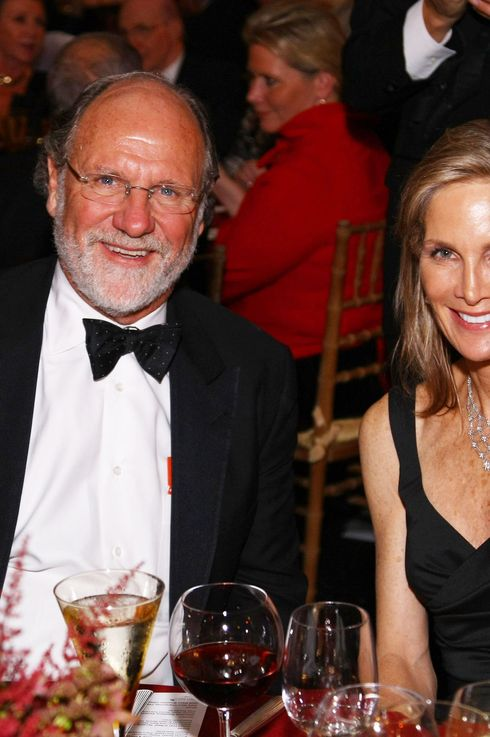 NEW YORK, NY - SEPTEMBER 21:  Former New Jersey Governor Jon Corzine (L) and wife Sharon Elghanayan attend the Opening Night Gala of New York Philharmonic sponsored by Breguet at Avery Fisher Hall at Lincoln Center for the Performing Arts on September 21, 2011 in New York City.  (Photo by Neilson Barnard/Getty Images for The Swatch Group)