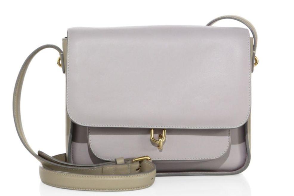 Derek Lam 10 Crosby Moore Leather Crossbody Bag